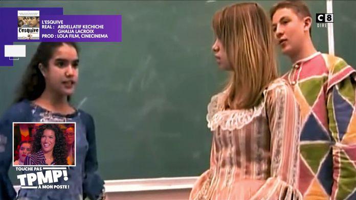 Les premières apparitions à l'écran de Alban Ivanov et Sabrina Ouazani