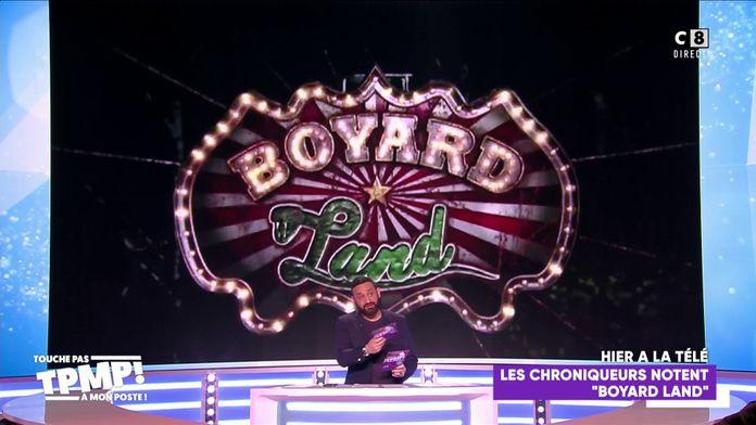 """Cyril Hanouna dézingue """"Boyard Land"""" sur France 2 : """"C'est ripou !"""""""