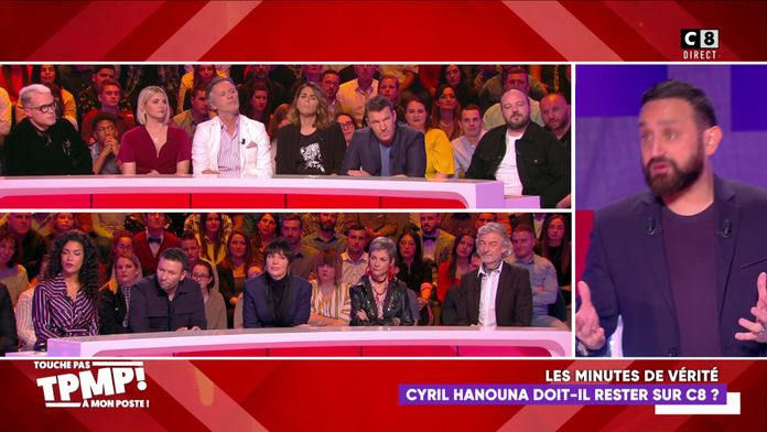 """Cyril Hanouna : """"Pour la saison prochaine, peut-être que je ne serai plus l'animateur de TPMP"""""""
