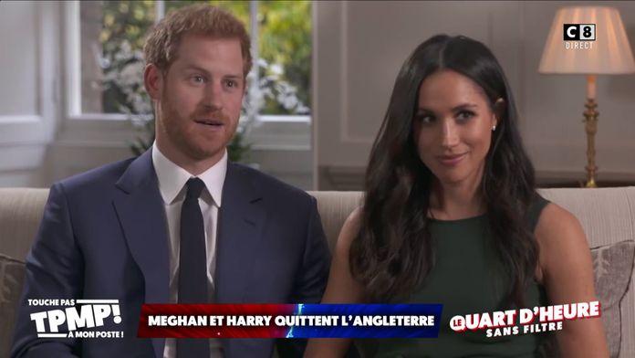 Meghan Markle a-t-elle brisé la famille royale ?