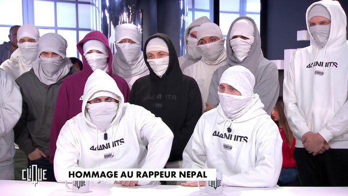 Les proches de Népal lui rendent hommage