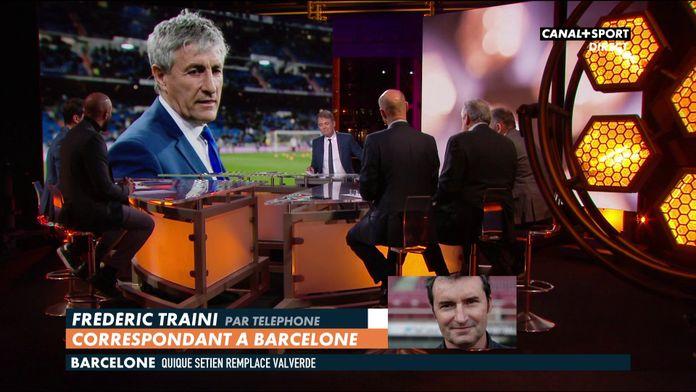 Accord trouvé entre Barcelone et Valverde pour la résiliation de son contrat