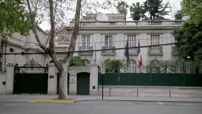 Chili 1973 : une ambassade face au coup d'Etat