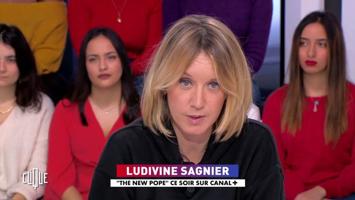 Ludivine Sagnier : The New Pope