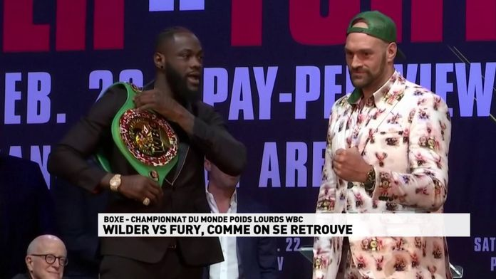 Wilder Vs Fury, comme on se retrouve