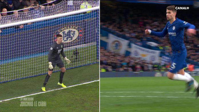 Pourquoi Jorginho saute-t-il juste avant de tirer ses penalties ?