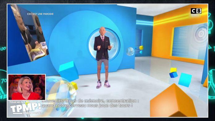 Le conseil de classe de Cédric Cizaire : Si les animateurs télé portaient les mêmes tenues que Baba