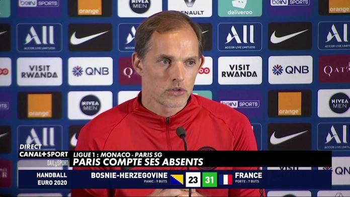 """Tuchel : """"Super difficile de gagner à Monaco"""""""