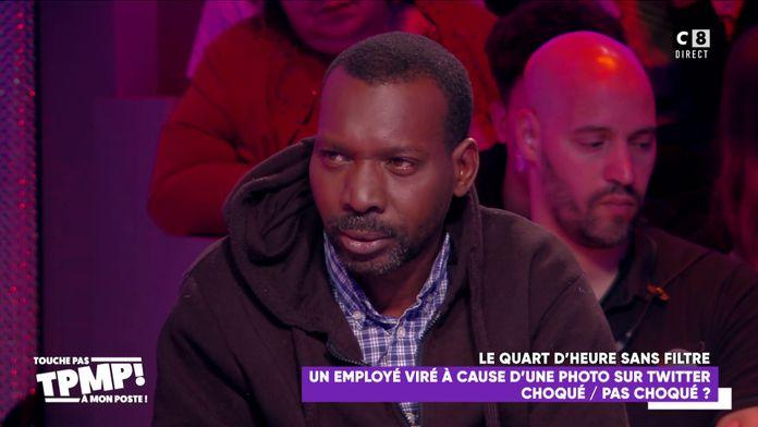 Adama Cissé viré à cause d'une photo diffusée sur Twitter à son insu s'explique
