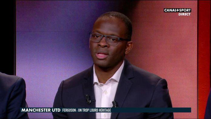 L'anecdote de Louis Saha sur l'arrivée de CR7 à Manchester United
