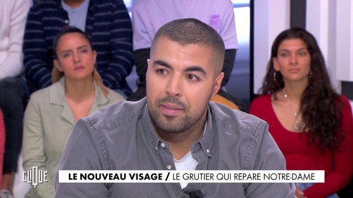 Fahde Abdani : Le grutier qui répare Notre-Dame de Paris