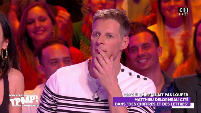 """Matthieu Delormeau cité dans """"Des chiffres et des Lettres"""" sur France 3"""