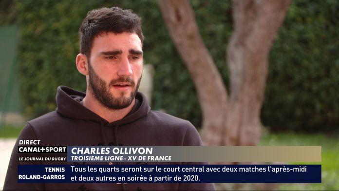 Charles Ollivon se confie bientôt dans le CRC