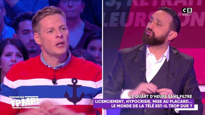 """Matthieu Delormeau : """"Si je devais recommencer ce métier, je ne le referai pas"""""""