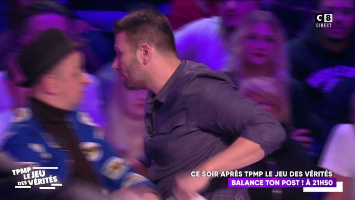 "Matthieu Delormeau à Raymond : ""Casse toi !"", Raymond furieux quitte le plateau"