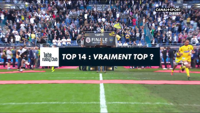 TOP14 : Vraiment top ?