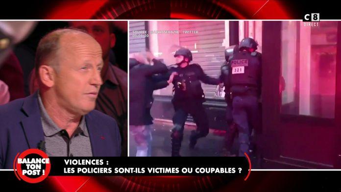 Les policiers sont-ils victimes ou coupables ?