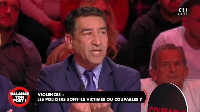 """Karim Zeribi : """"En santionnant la police, on recrée la confiance entre le peuple et la police"""""""