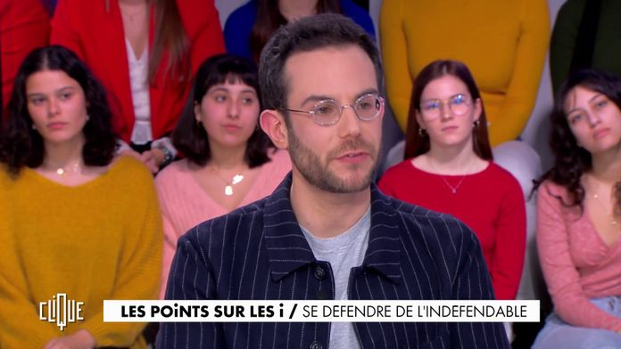 Clément Viktorovitch : Se défendre de l'indéfendable