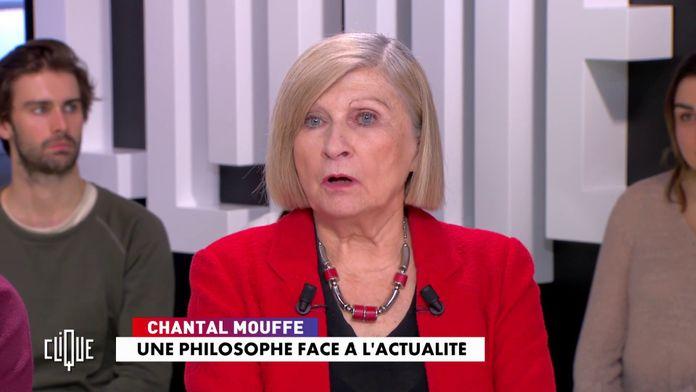Chantal Mouffe : Une philosophe face à l'actualité