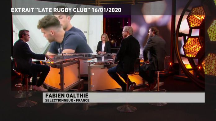 Retour sur le passage de Fabien Galthié au Late Rugby Club