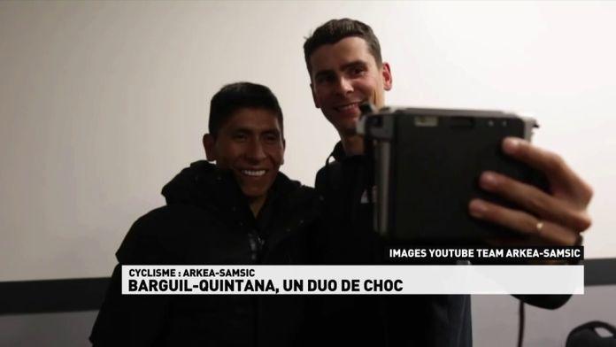 Barguil - Quintana, un duo de choc