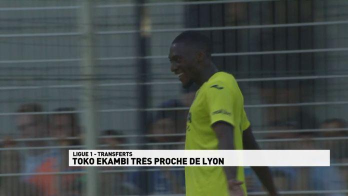 Toko Ekambi se rapproche de Lyon