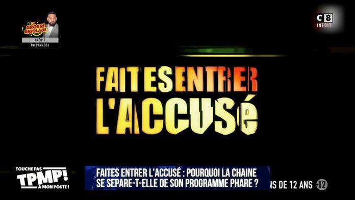 """""""Faites entrer l'accusé"""" pourquoi France 2 se sépare de son programme phare ?"""