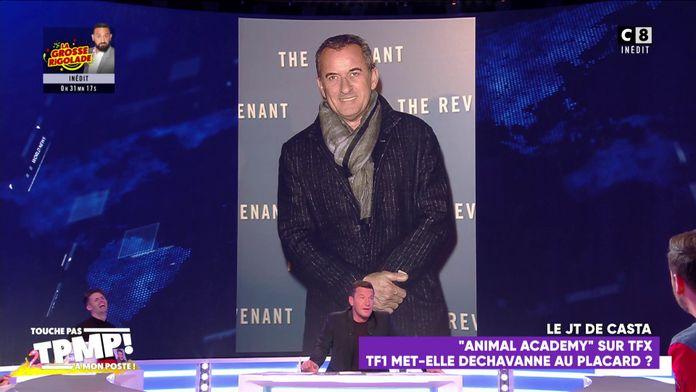 """Animal Academy"" sur TFX, TF1 met-elle Dechavanne au placard ?"