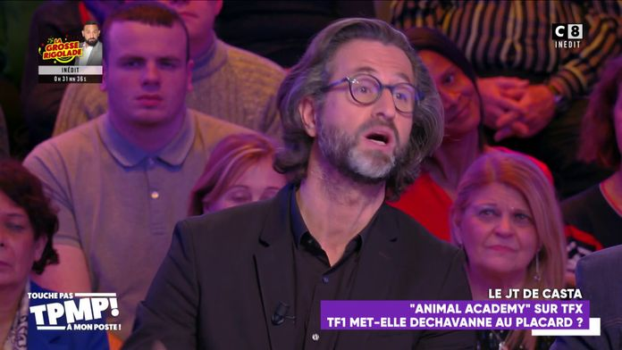 """Nicolas Pernikoff : """"Christophe Dechavanne est quelqu'un d'ingérable"""""""