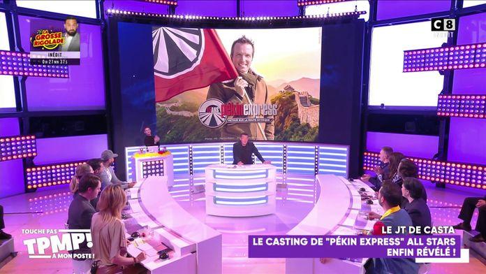 """Le casting de """"Pékin Express"""" All Stars enfin révélé"""