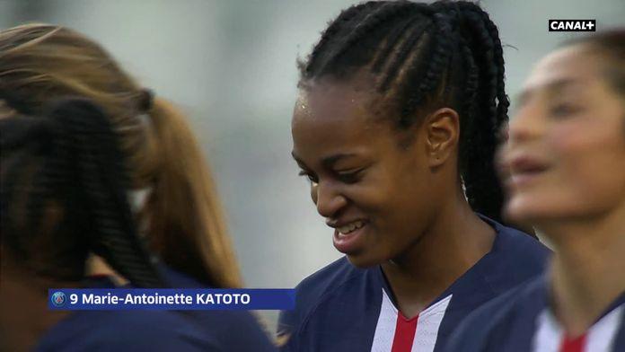 Katoto régale contre Marseille