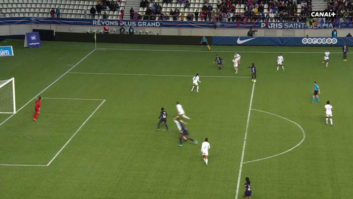 Sandy Baltimore inscrit le 10ème but du PSG