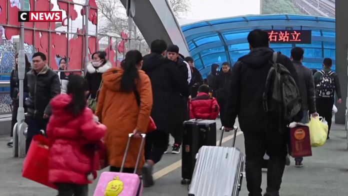 Chine : un mystérieux virus qui inquiète