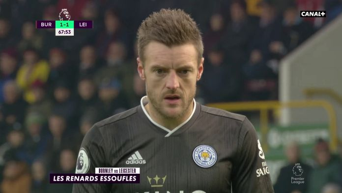 Burnley fait tomber Leicester