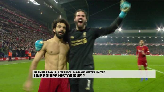 Liverpool une équipe historique ?
