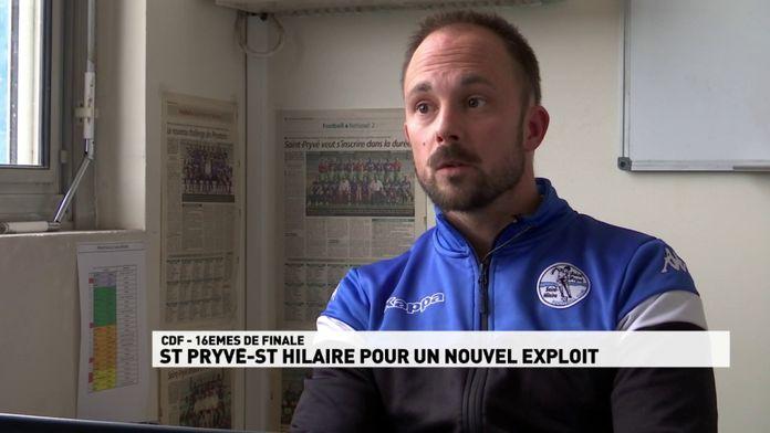 St Pryvé-St Hilaire pour un nouvel exploit