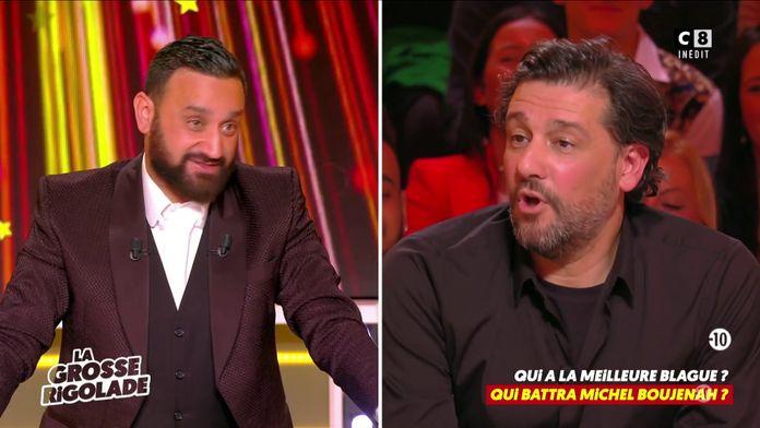 Qui battra Michel Boujenah avec la meilleure blague ?