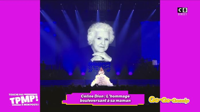 Céline Dion : L'hommage bouleversant à sa maman décédée