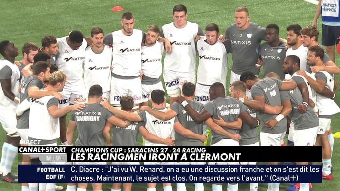 Les Racingmen iront à Clermont