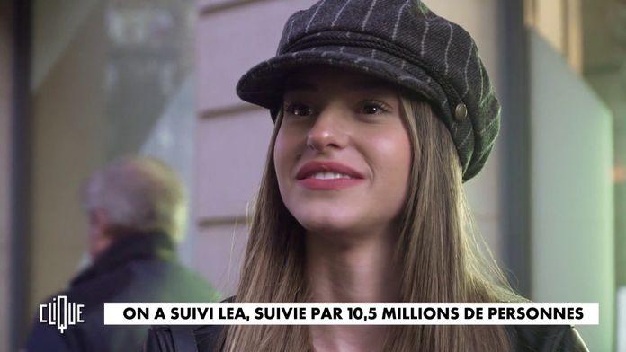 On a suivi Léa Elui pendant 24h à Paris