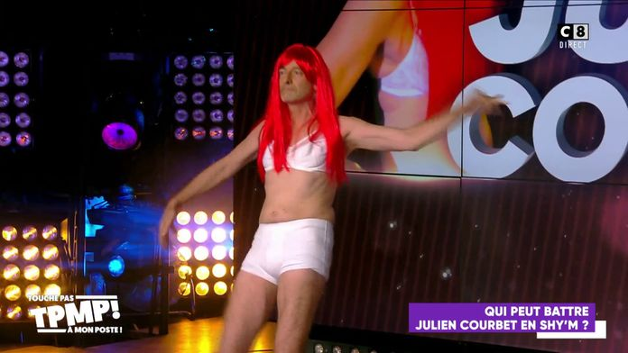 Qui peut battre Julien Courbet en Shy'm ?