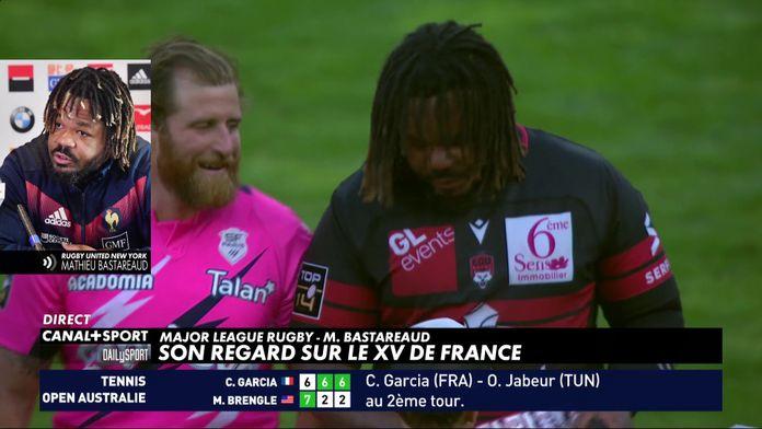 """M. Bastareaud sur le XV de France : """"Je me sens vieux !"""""""
