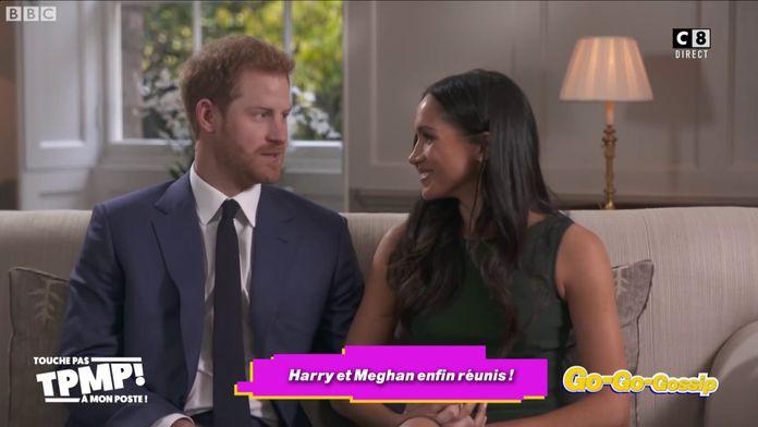 Harry et Meghan enfin réunis au Canada !