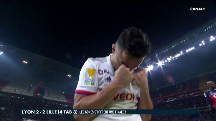 Lyon est en finale de la Coupe de la Ligue BKT !