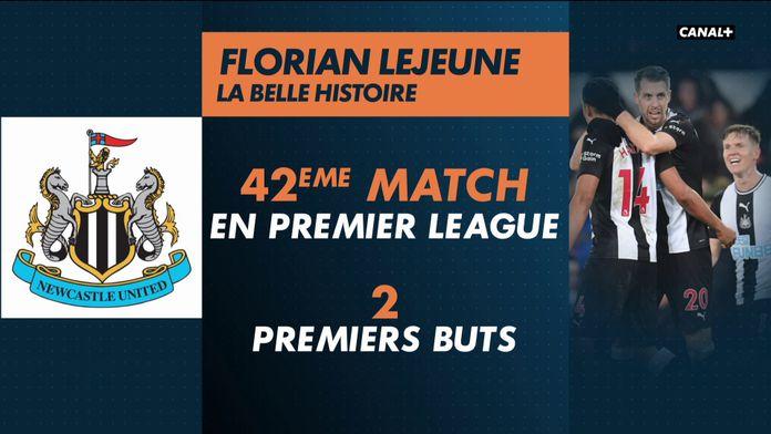 Florian Lejeune, la belle histoire du soir !