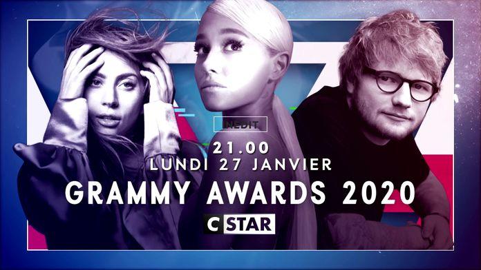 Les Grammy Awards, lundi 27 janvier à 21h