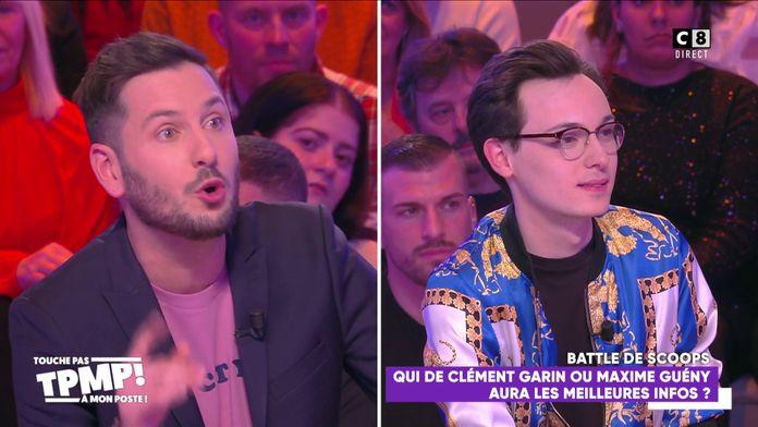 Battle de scoops : Qui de Clément Garin ou Maxime Guény aura les meilleurs scoops ?