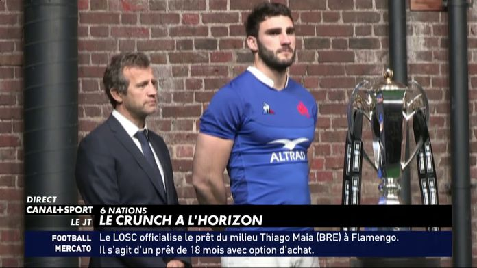 6 Nations : Le Crunch à l'horizon