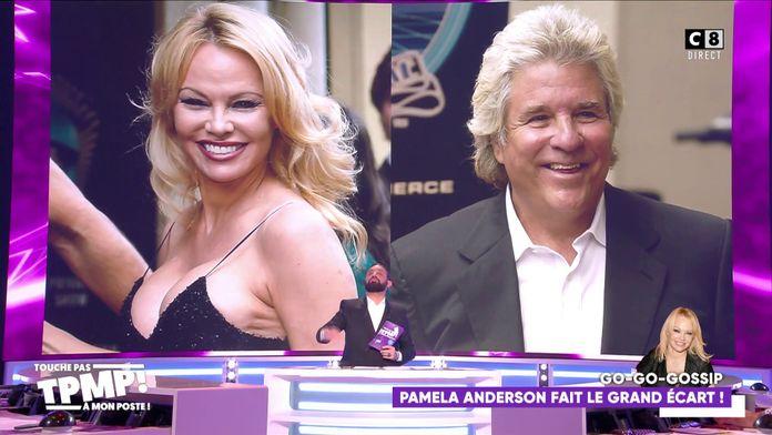 Pamela Anderson s'est mariée avec son ex Jon Peters, un producteur de cinéma